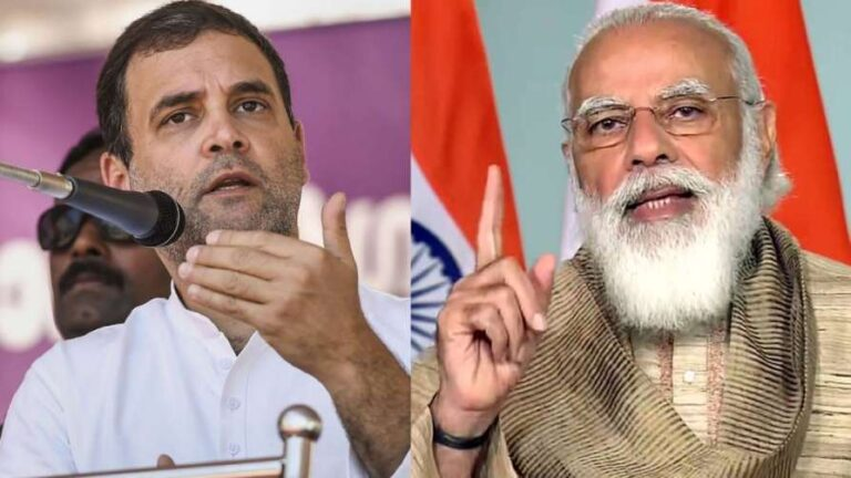 'National lockdown almost inevitable': Rahul writes to Modi again, lists four 'urgent' suggestions on Covid-19