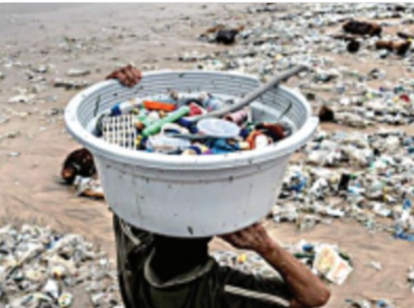 90% Of The World's Single-Use Plastic Waste Is Generating 100 Companies