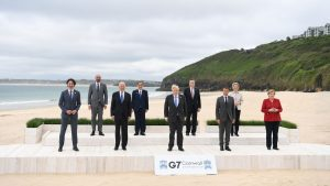 G7: Pact on pandemics, pledge to contain China