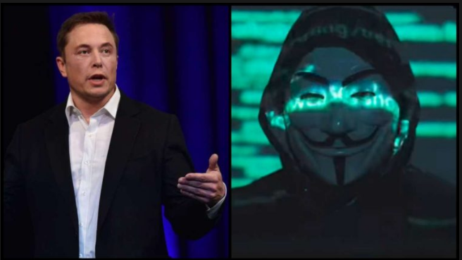Anonymous Threatens Elon Musk Over Cryptocurrency Actions