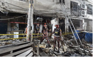 Explosion In Bangladesh Capital, Seven Killed, 50 Injured In Hospital, 10 In Critical Condition