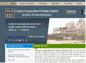 CCI Recruitment 2021: Recruitment For The Posts Of Engineer In Cement Corporation Of India Limited, Apply By June 30