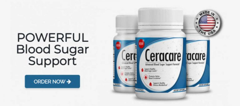 CeraCare Reviews :- Support Healthy Blood Sugar Level!