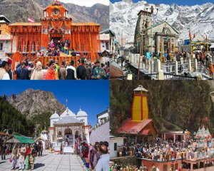Devotees Will Be Able To Visit The Chardhams Including Badrinath, Kedarnath, Travelers From Two Districts Including Uttarkashi Got Permission