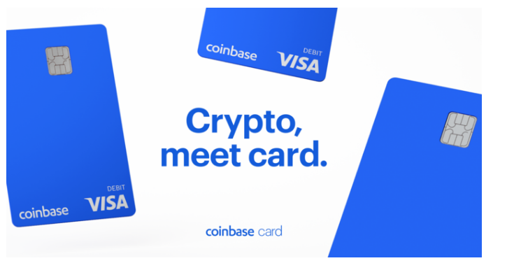 Coinbase Visa Debit Card Users Can Now Send Crypto Using With Apple Pay And Google Pay!