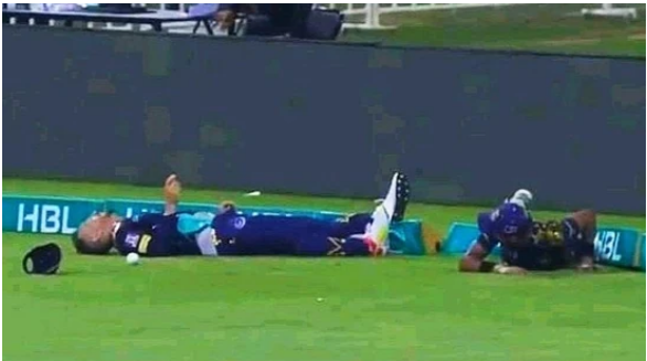 Faf Du Plessis Taken To Hospital After Scary Collision With Teammate During PSL Match