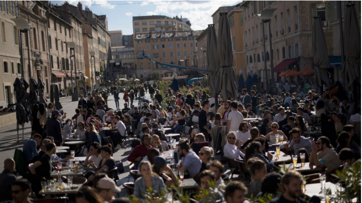 France To Lift Covid-19 Curfew On June 20; Face Masks No Longer Compulsory