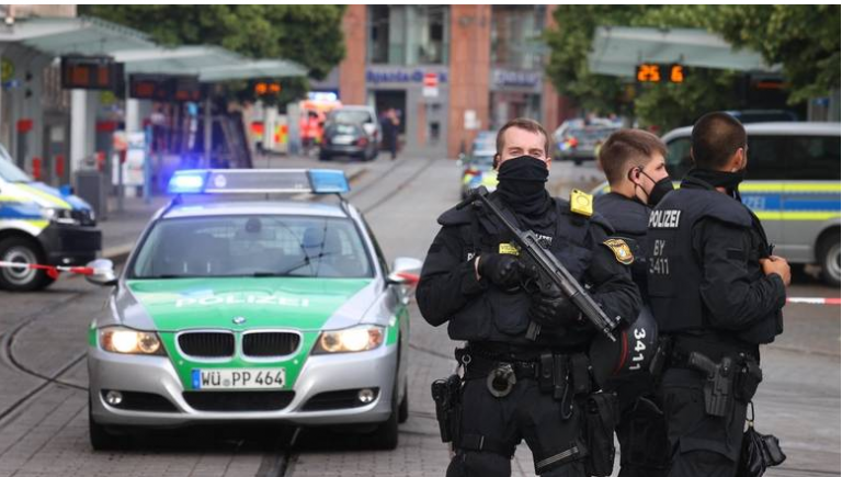 Three killed, Five Seriously Injured In Germany Knife Attack