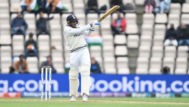 ICC WTC Final 2021 Live :- Gill, Rohit Fall,India 69 For 2 At Lunch