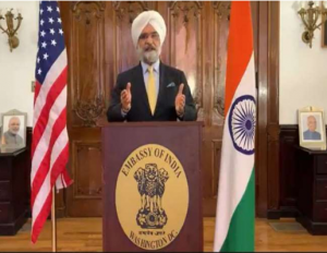 Now There Will Be No Shortage Of Medical Equipment And Medicines, Meeting Of Indian Ambassador With Top US Companies