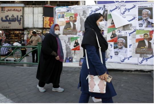 Iran Presidential Election 2021: Voting Begins In Iran, Ibrahim Raisi's Claim Is Strong!