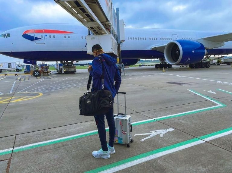 India Tour Of England: Indian Cricket Team Reached England, See The First Pictures Shared By Players