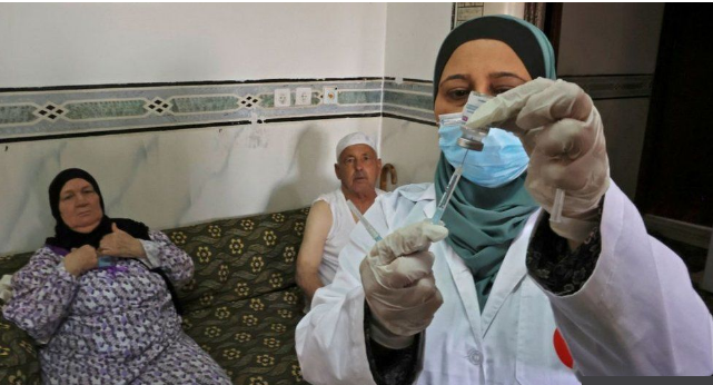 Palestinians Cancel Vaccine Swap Deal With Israel