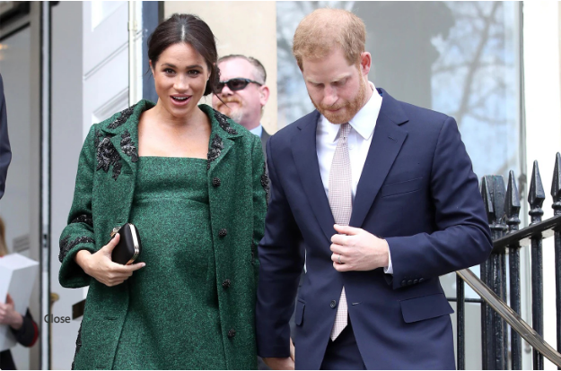 Prince Harry And Meghan Markle Become Parents For The Second Time, Baby Girl Named After Mother And Queen Elizabeth