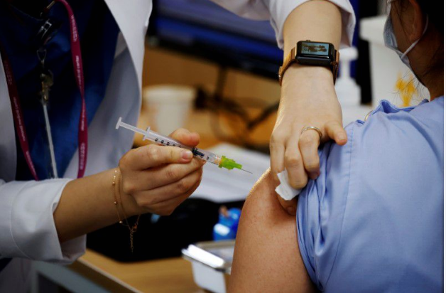 South Korea To Mix-And-Match COVID-19 Vaccine Doses For 760,000 People