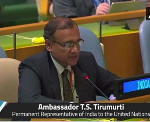 India Refrained From Voting On UNGA Resolution On Myanmar, Know What It Said