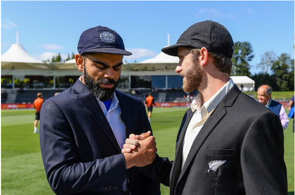 New Zealand Announces Team Squad For WTC Final Against India