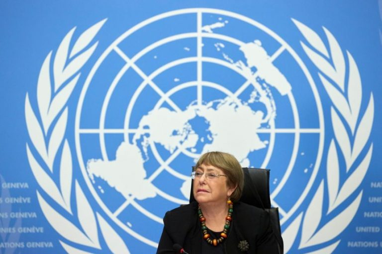 UN rights chief calls for 'systemic racism' to be dismantled