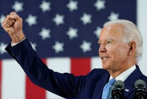Biden launches an effort to head off violent crime — and political peril for his party