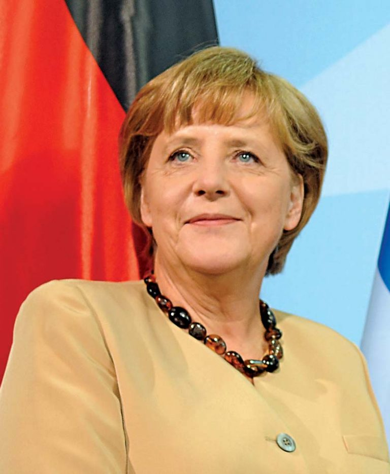 Germany's Merkel defends warning systems in wake of deadly floods