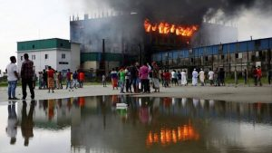 Bangladesh factory owner charged with murder after 52 die in fire