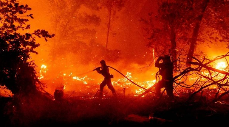 Wildfire In California: More Than 10,000 Homes Are At Risk Due To The Fierce Fire In The Forests Of California