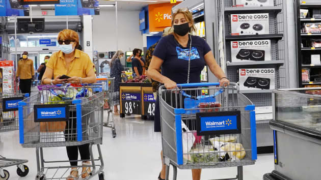 Due To The Delta Variant In America, Masks May Again Be Necessary For Everyone, Corona Infection Spreading Rapidly In Los Angeles
