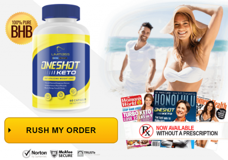 One Shot Fat Keto Diet Reviews – Does One Shot Fat Keto Ketosis Support Pills Really Work?