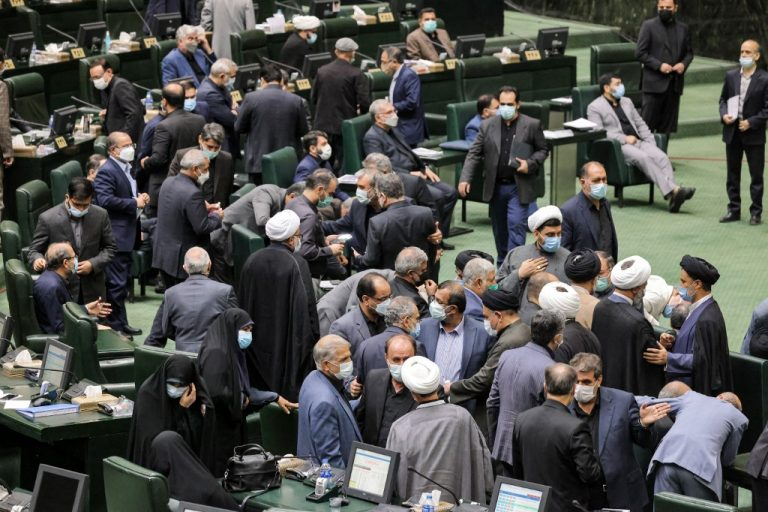 Iran's parliament approves President Raisi's conservative cabinet