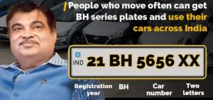 Explained: What Is The New BH Series Registration Plates For Vehicles?