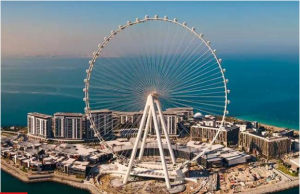 World's Highest Observation Wheel Will Open In Dubai, Will Be Twice The Height Of London Eye