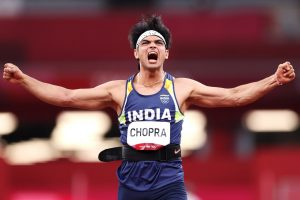 Neeraj Chopra Makes History, Wins 1st Gold in Athletics and 2nd Individual Overall