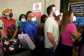 US now averaging 100,000 daily COVID infections as Delta surges