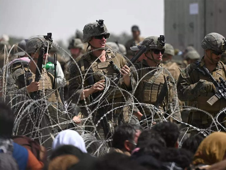 U.S. to prioritize troop evacuation in last two days of Kabul operation