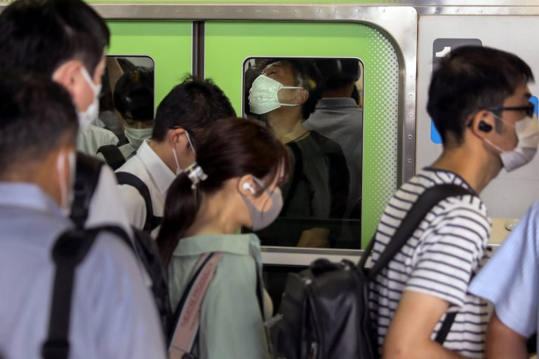 Japan expands state of emergency as Delta variant cases soar