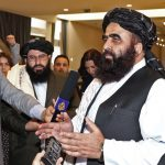 The world should not yet engage with the new Taliban government
