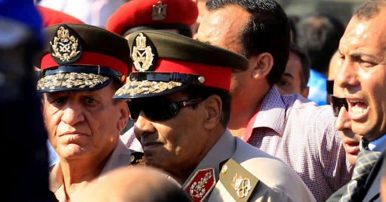 Egypt's former military ruler Tantawi, key figure in 2011, dies at 85