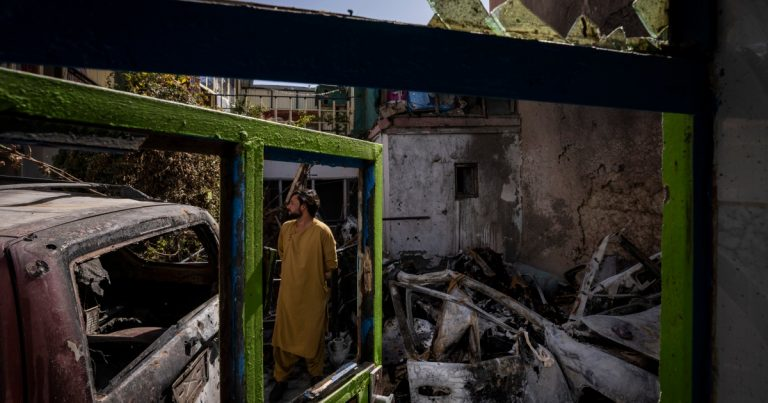 Apology 'not enough', say survivors of US drone attack in Kabul