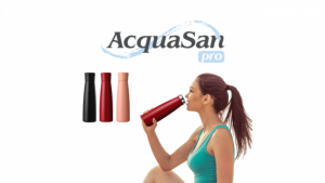 AcquaSan Pro Reviews :- Healthy Water Thermos With UV Sterilization