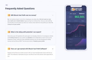 Bitcoin Fast Profit Reviews :- Experiences & Results 2021!
