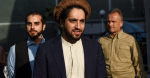 Massoud has a lobbyist in US; Taliban are also looking for one: Report