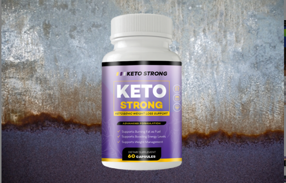 Keto Krate Reviews :- Keto Strong Weight Loss Reduction Supplement!