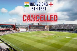 IND vs ENG: India's Manchester Test vs England Called Off Due to COVID-19