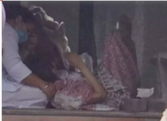 Shehnaaz Gill Lies On The Ground In A Torn State Post Sidharth Shukla's Cremation