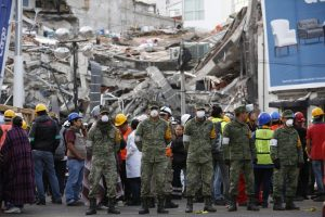 Southwest Mexico Was Shaken By Strong Earthquake, One Dead