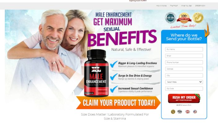 Straight Gains XL Reviews – Male Enhancement Ingredients, Price & Consumer Reports