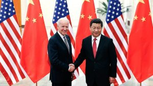 For The First Time In Seven Months, US President Biden And Chinese Counterpart Jinping Had A Phone Conversation