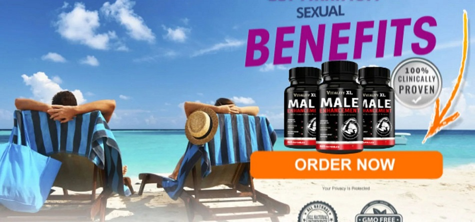 Vitality XL Male Enhancement Reviews - Penis Enlargement Worth Buying or  Scam?