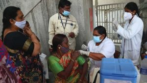 India breaks own COVID vaccination record as 'birthday gift' to Modi
