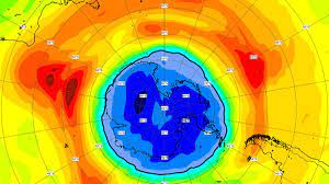 Hole in ozone layer over Southern Hemisphere now larger than Antarctica